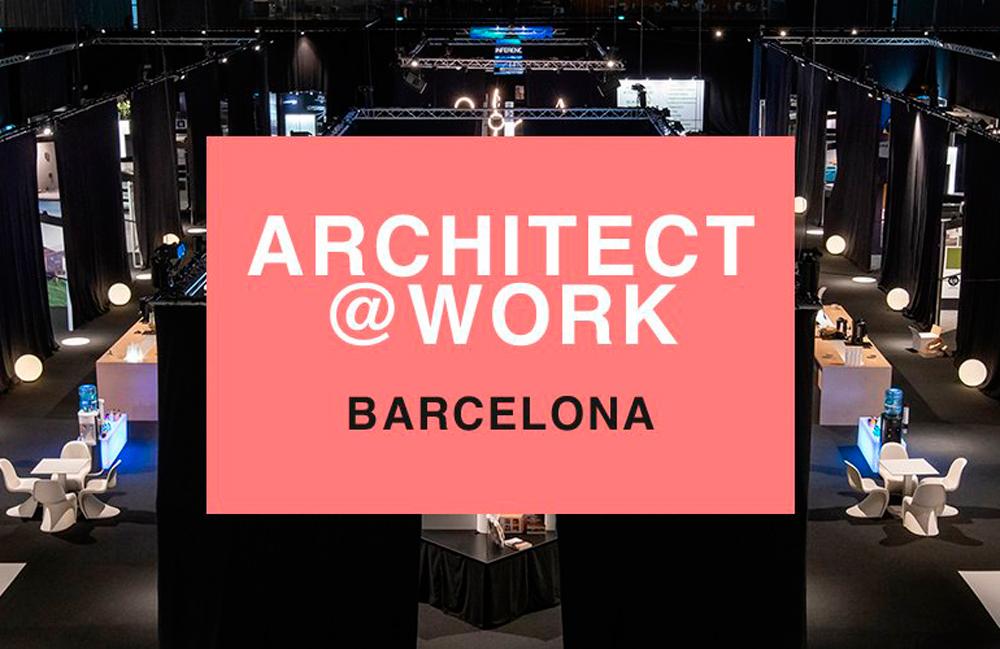 Neocerámica participa de nuevo en la feria ARCHITECT @WORK