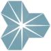 STARLINE-BLUE-NATURAL-HEXAGON-507